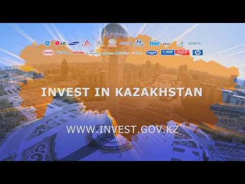 Invest in Kazakhstan 2015