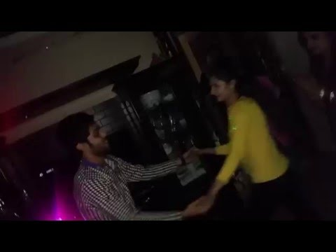Happy New Year 2016 !! Delhi Party Dance!! Home ll Raah Hul !! New Year 2017