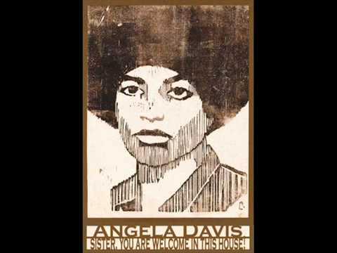 Angela  Davis, by John & Yoko  Plastic Ono Band