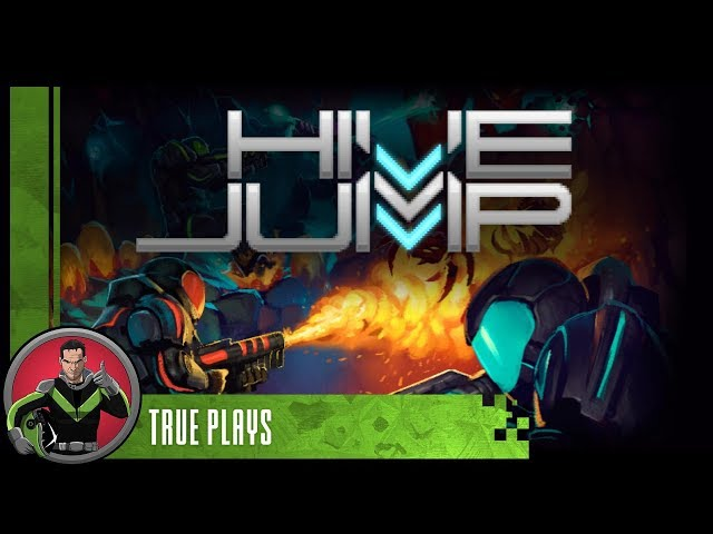 True Plays Hive Jump (Xbox One) First Impressions