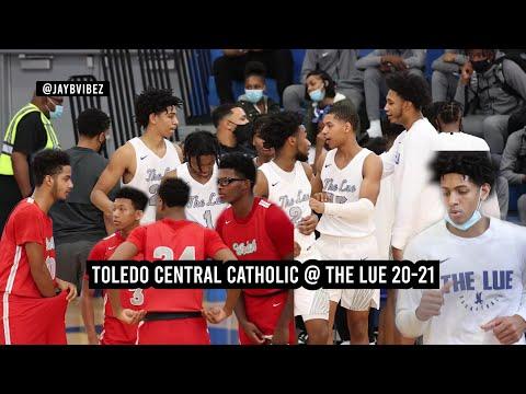 The LUE Looks like a POWERHOUSE | 21' Toledo Central Catholic @ Lutheran Highschool East (12-12-20)