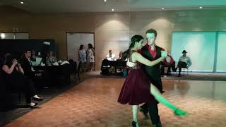 JRDA Tango Couple 1 Xmas Dinner Dance 2017