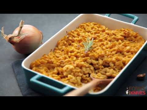 Sweet Potato Mac and Cheese Recipe | Forks Over Knives