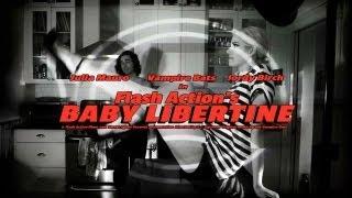 THE VAMPIRE BATS - BABY LIBERTINE w/ JORDY BIRCH (New Music Video) Indie Pop