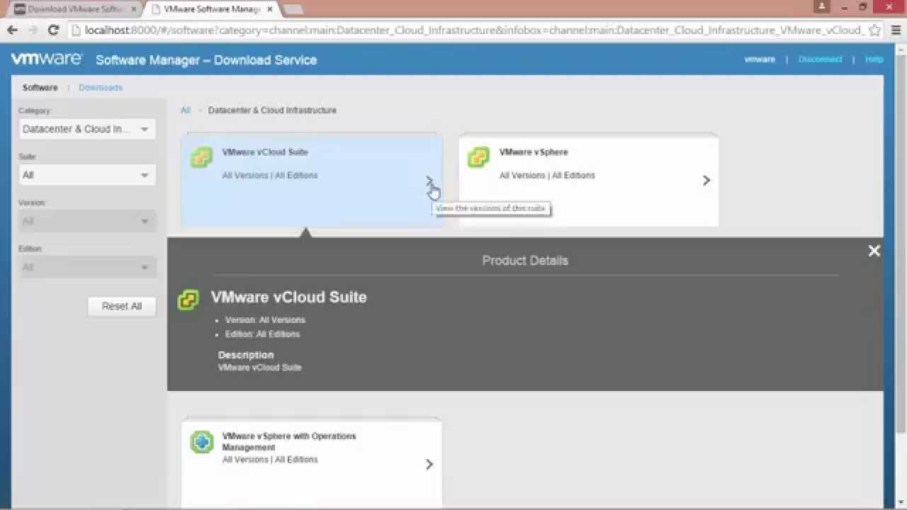 How to Install and Use the VMware Software Manager - YouTube