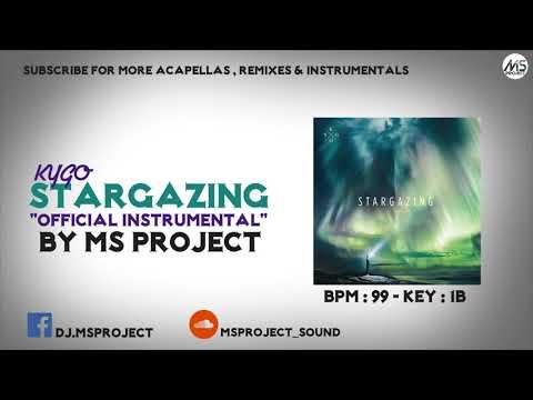 Kygo - Stargazing (Official Instrumental)