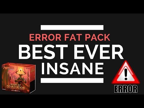 Error In Packaging Leads To INSANE Magic Bundle!