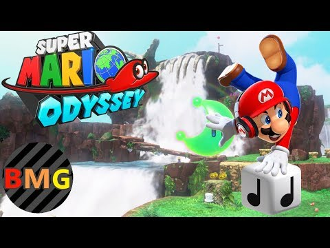 Top 10 Songs in Super Mario Odyssey!
