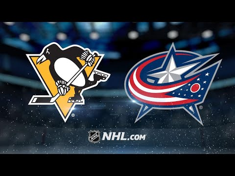 Kessel scores second in OT to lift Pens past Jackets