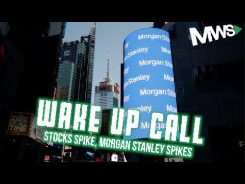 Wall Street Wake Up Call: April 18th, 2018