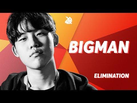 BIGMAN     Grand Beatbox SHOWCASE Battle 2018     Elimination