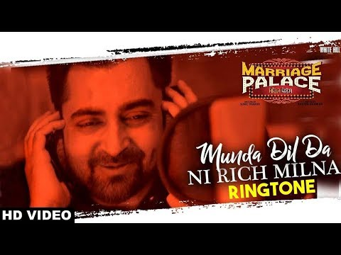 Dil Da Rich Song Ringtone Download Mp3 | Sharry Maan Dil De Rich song Ringtone