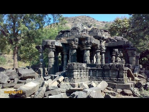 Temples Around The Lonar Crater Lake
