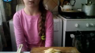 как я делаю чипсы в домашних условиях и в то время как готовятся чипсы я показую лд