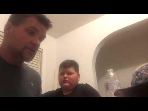 Kellen michael blog with dad