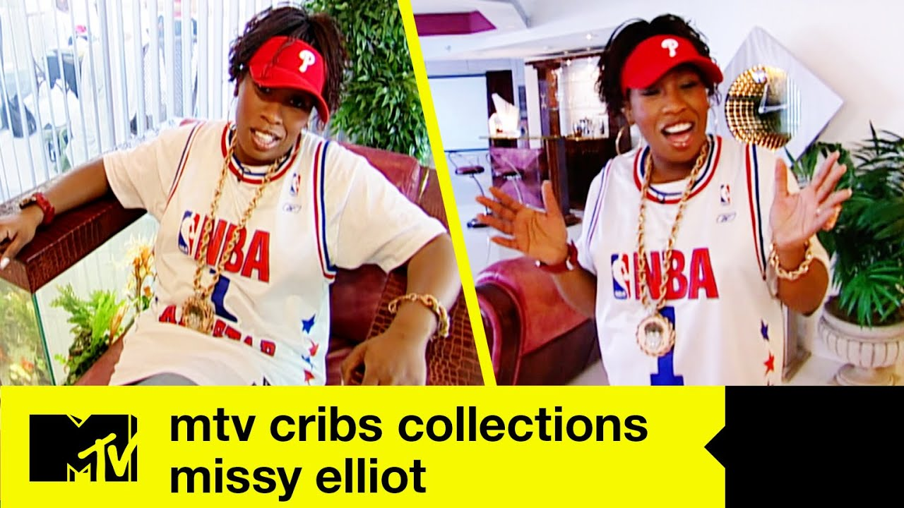 Download EP#3: Missy Elliot's Mind-blowing Mansion   MTV Cribs Collections