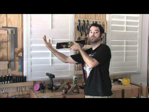 152 - How to Build a Wall Hanging Tool Chest (Part 1 of 3)