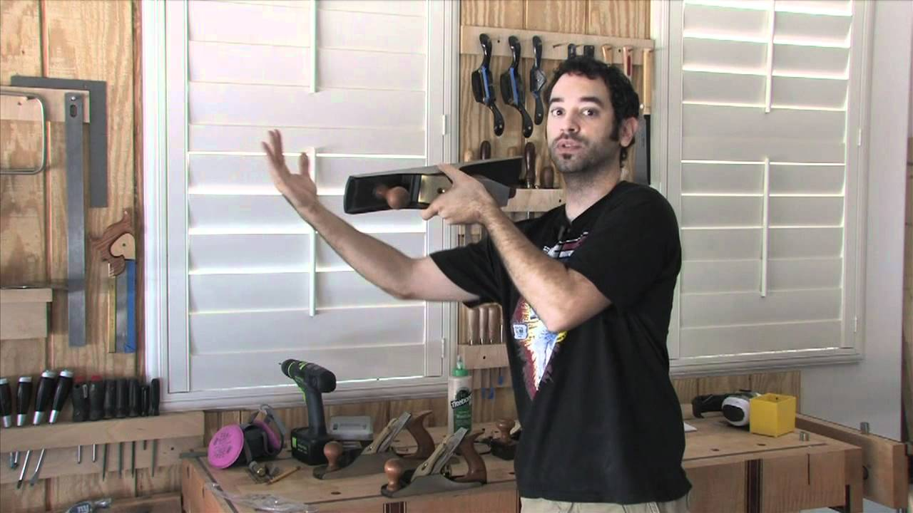 garage stop ideas - 152 How to Build a Wall Hanging Tool Chest Part 1 of 3