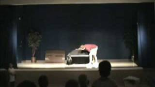 This is a variation on the trick I did at my school talent show. Th...