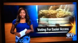 'F*ck It, I Quit!' News Anchor Quits Live on Air To Run Marijuana Business