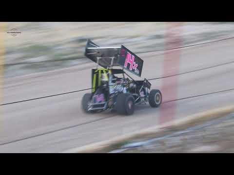 Wild Bill's Raceway Mini Sprint Heat Race 9/7/19