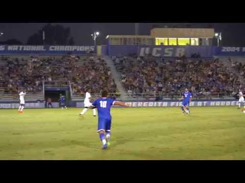 UCSB Men's Soccer Highlights Vs. UMBC (9/22/19)