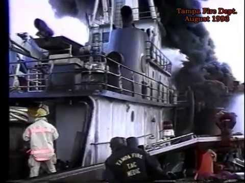 1993 Barge Fire documentary