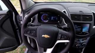 видео 2017 Chevrolet Trax цена, фото, характеристики Шевроле Тракс