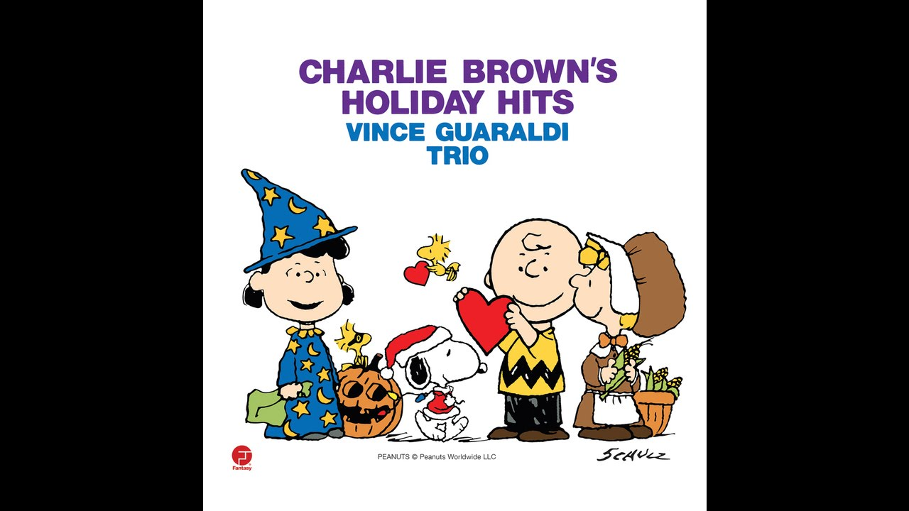Image result for Thanksgiving Theme Vince Guaraldi Trio pictures