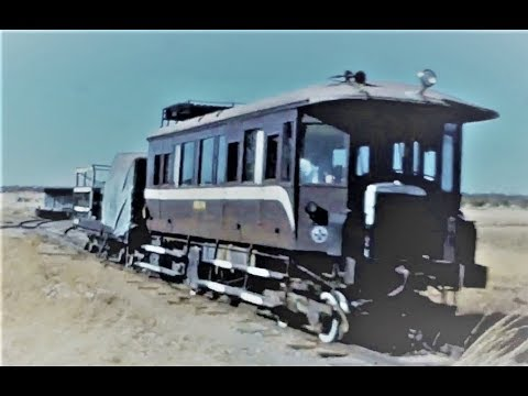 Old RM74 running the Gulflander 1972