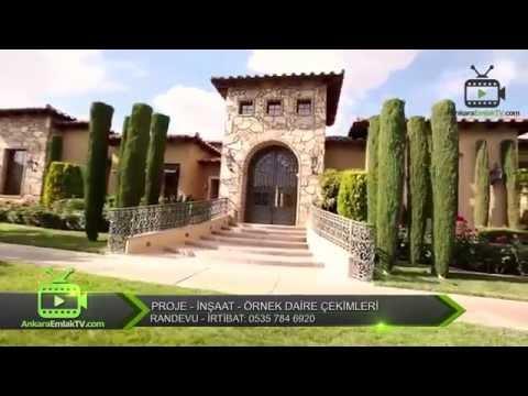 Ankara Emlak TV - İnşaat - Emlak - Proje Tanıtımı -Sektörel TV