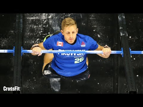 The CrossFit Games - Individual Triple-G Chipper