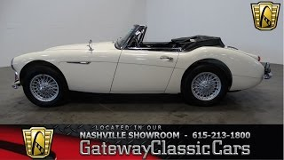 1967 Austin Healey 3000 Mark 3,Gateway Classic Cars-Nashville#303