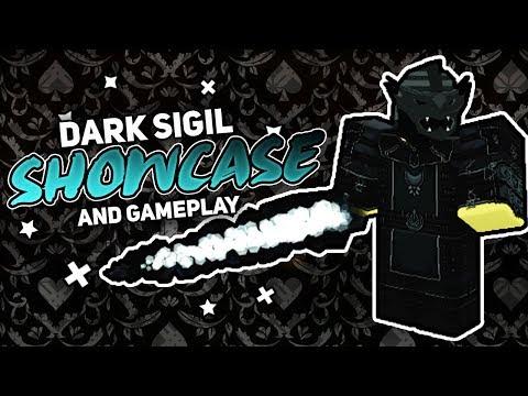 Dark Sigil Knight Showcase + Gameplay | Rogue Lineage