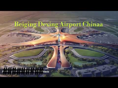 Beijing Dexing Future |Airport| In China Worlds Largest Airport Must Watch