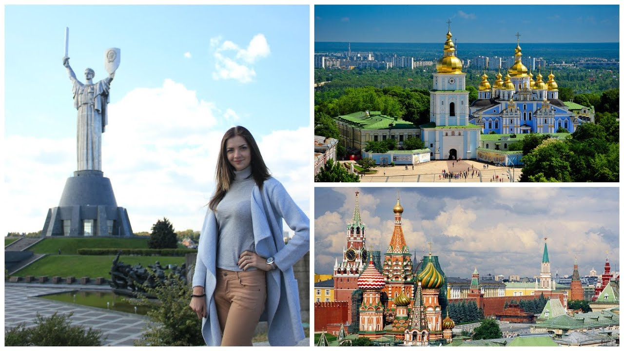 Reasons To Visit Ukraine Instead Of Russia (with Subs