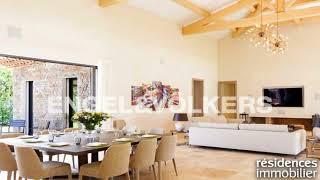 ST-TROPEZ - MAISON A VENDRE - 600 m² - 10 pièces