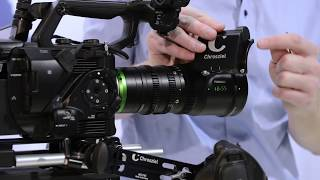 How to Mount: servo unit Fujinon MK zoom lens Chrosziel CDM-MK-Z