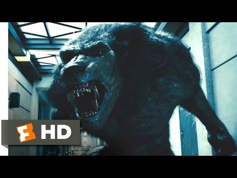 Underworld: Awakening (8/10) Movie CLIP - Elevator Drop (2012) HD