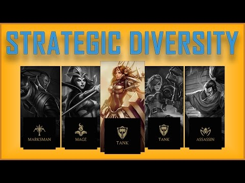 Dumb Thoughts - Strategic Diversity [League of Legends]