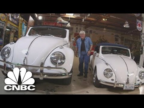 Jay Leno And The 'Huge Bug' | Jay Leno's Garage | CNBC Prime - YouTube