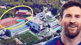 Sonunda Leo Messi Delirdi... ve Komşusunun Evini Satın Aldı
