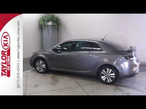 Used 2013 Kia Forte Koup Lima OH Findlay, OH #TM2985