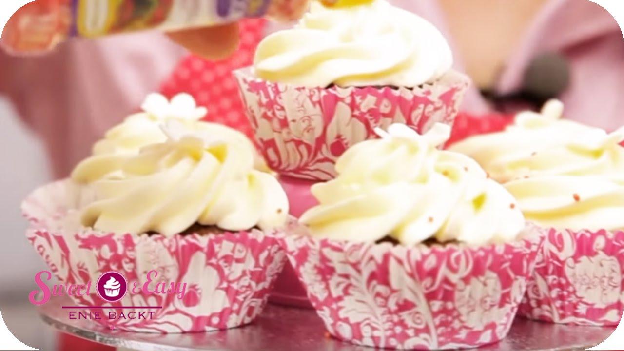 Cupcake Hochzeitstorte Sweet Easy Enie Backt Sixx Youtube
