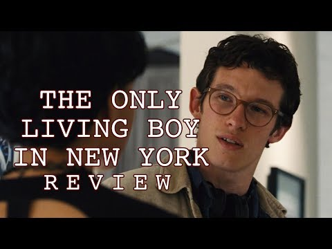 The Only Living Boy in New York Review - Jeff Bridges, Kate Beckinsale