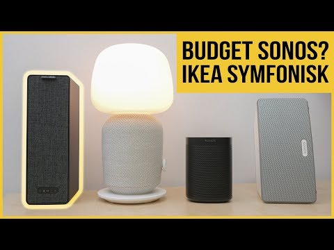 Ikea Symfonisk wireless bookshelf speaker review. Sonos on a budget?