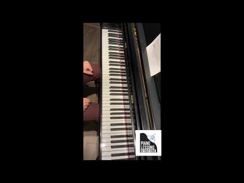 Piano Scale Olympics, Part 2