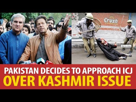 Pakistan decides to approach ICJ over Kashmir issue: FM Qureshi