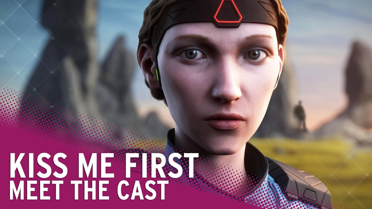 Download Kiss Me First | Meet the Cast