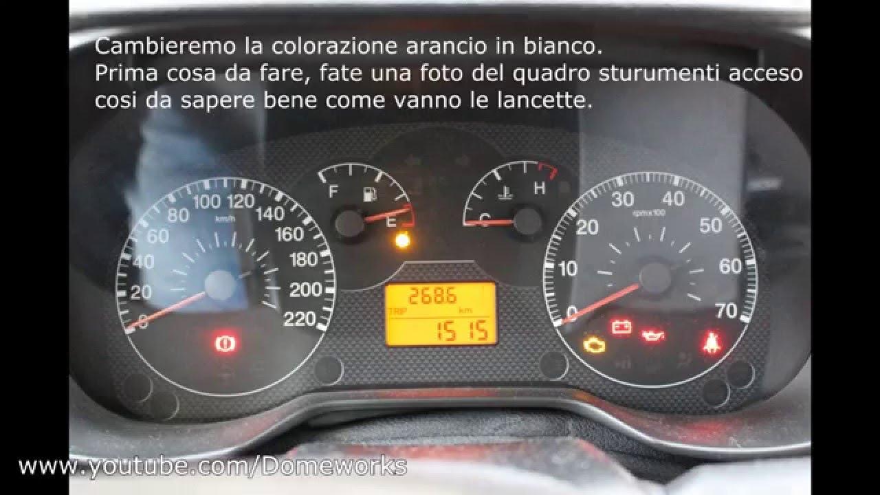 Come Cambiare Lampadina Cruscotto Ford Focus: Nissan micra interieurfilter vervangen pollenfilter.